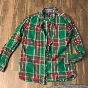 Penfield plaid flannel